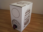 5 Litre Cider Bag and Boxes